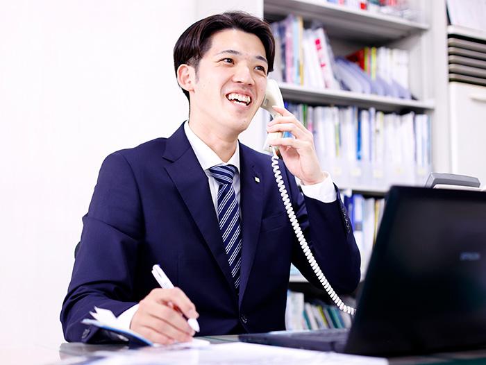 松井商会はどんな方でも安心して働ける会社です